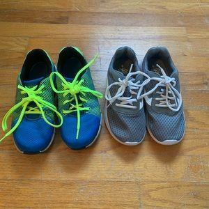 Boy's Sneaker Bundle Size 4